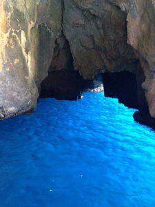 grotta azzurra, Marina di camerota