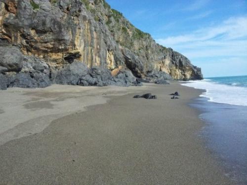 spiaggia del troncone, marina di camerota