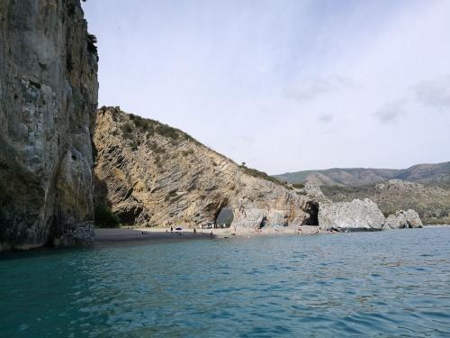 l'arco naturale, marina di camerota